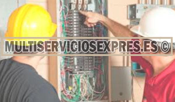 Electricistas urgentes en Burjassot