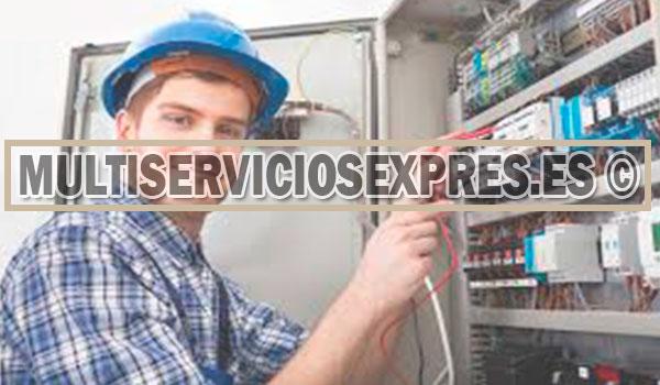 Electricistas urgentes en Canals