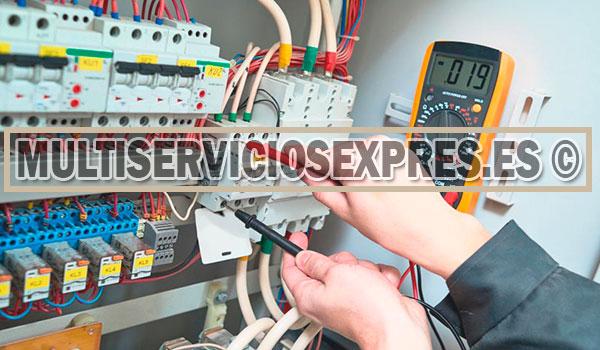 Electricistas urgentes en Cantabria