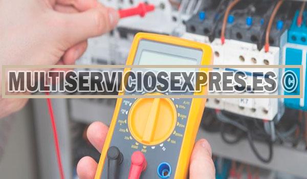Electricistas urgentes en Cartes