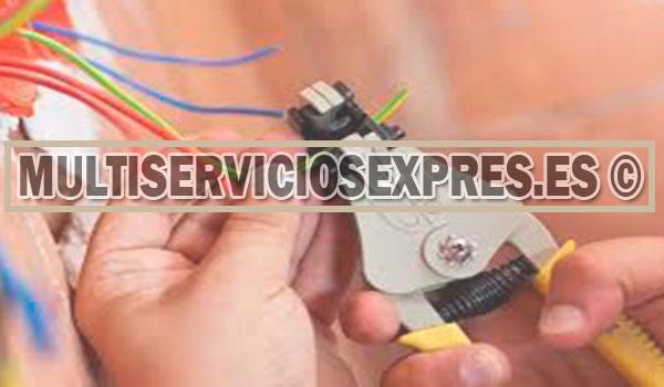 Electricistas urgentes en Náquera