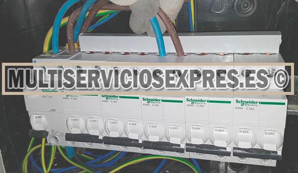 Electricistas urgentes en Polanco