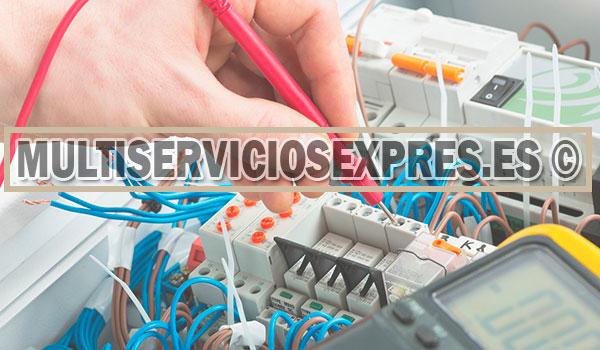 Electricistas urgentes en Segorbe