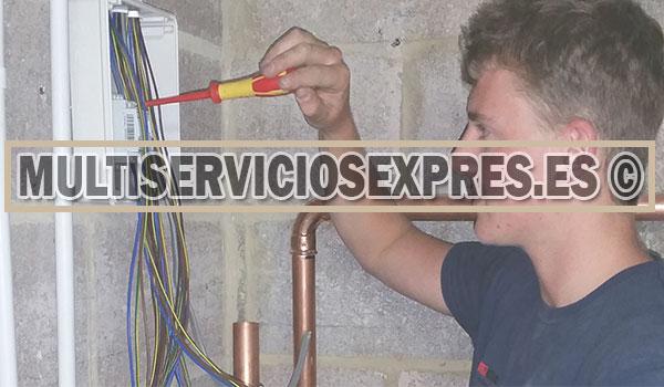 Electricistas urgentes en Sitges