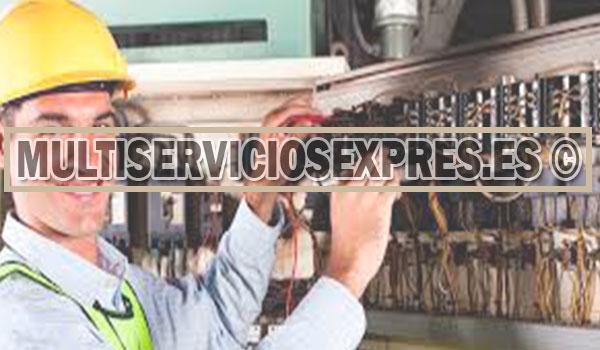 Electricistas urgentes en Torrent