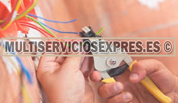 Electricistas urgentes en Valencia