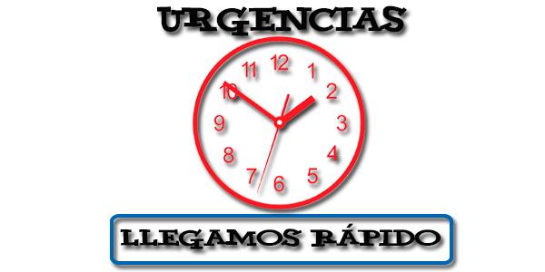 Fontaneros urgentes en Moncada