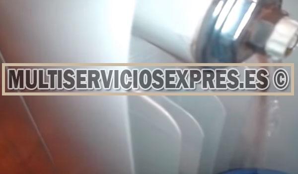 Como purgar un radiador - fontaneros en Cox