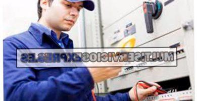 Electricistas 24 horas Villena