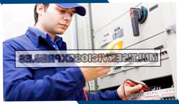 Electricistas 24 horas en Pedreguer
