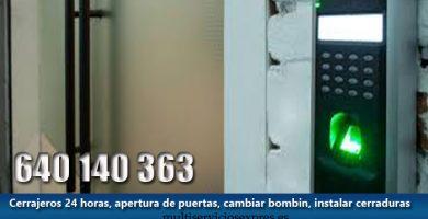 Cerrajeros en Cunit 24 horas.