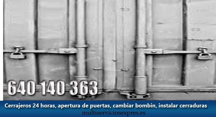 Cerrajeros en L'Arboç 24 horas