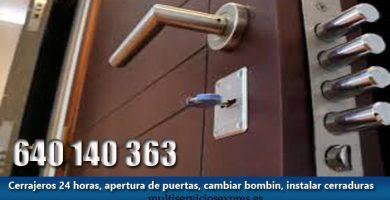 Cerrajeros en La Ametlla de Mar 24 horas