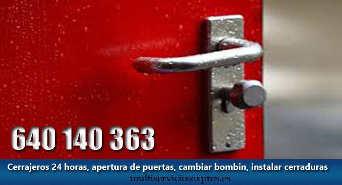 Cerrajeros en Roquetes 24 horas.