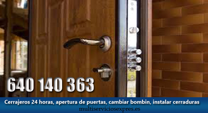 Cerrajeros en Cartama 24 horas.