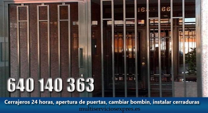 Cerrajeros en Castellar del Vallès
