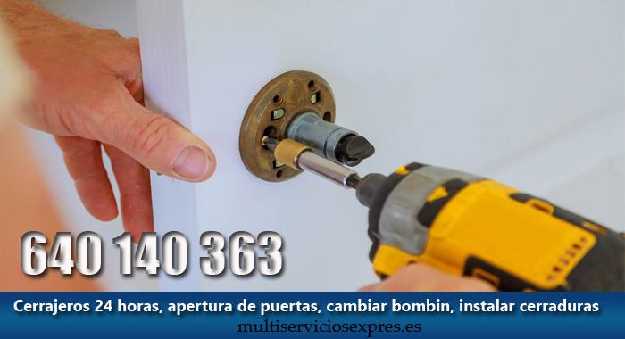 Cerrajeros en L' Hospitalet de Llobregat