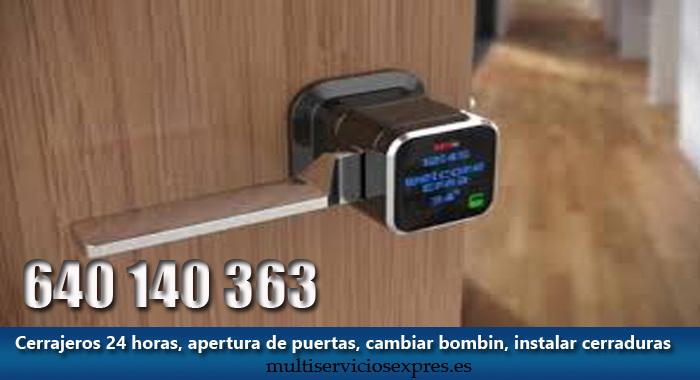 Cerrajeros en Málaga 24 horas.