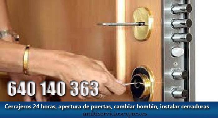 Cerrajeros en Mijas 24 horas.