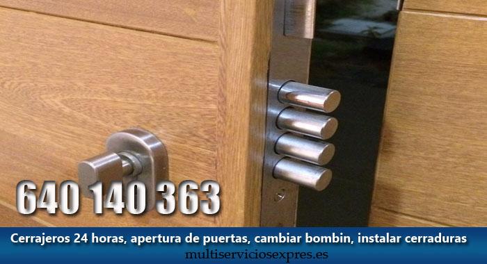 Cerrajeros en Olesa de Montserrat