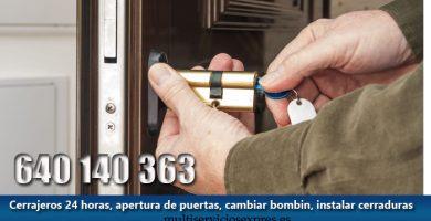 Cerrajeros en Sant Andreu de Llavaneres