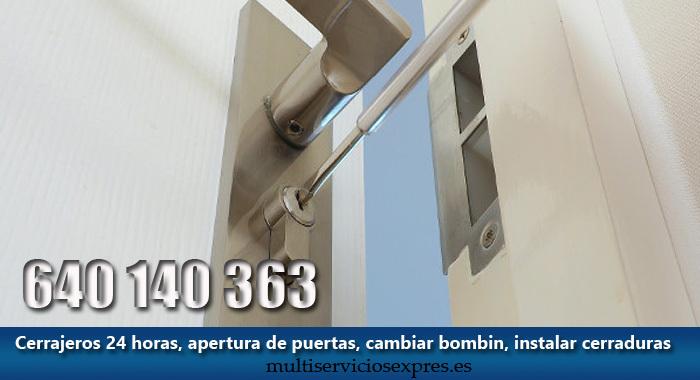 Cerrajeros en Las Rozas Madrid