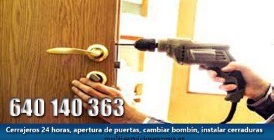 Cerrajeros en Mataró