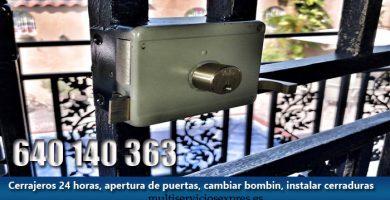 Cerrajeros en San Fernando de Henares