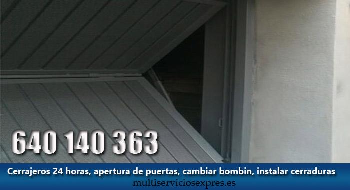 Cerrajeros en Villa del Prado