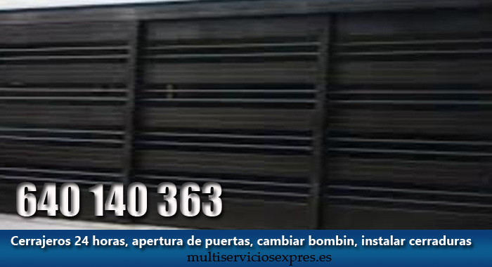Cerrajeros en Villarejo de Salvanes
