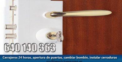 Cerrajeros en Campo Real
