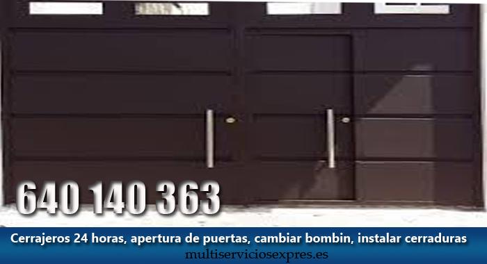 Cerrajeros en Ciempozuelos Madrid
