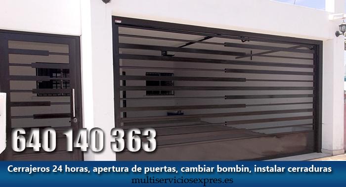 Cerrajeros en Coslada Madrid
