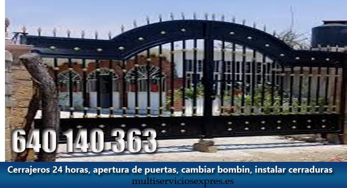 Cerrajeros en Puente de Vallecas