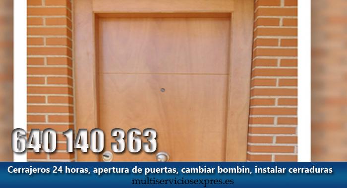 Cerrajeros en San Antonio de Benagéber