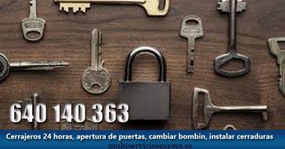 Cerrajeros en Torrevieja