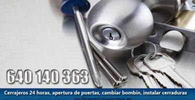 Cerrajeros en Aguilas Murcia