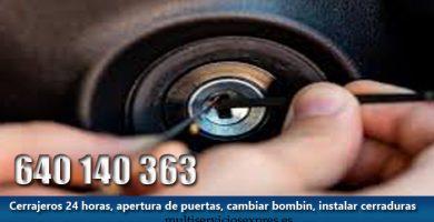 Cerrajeros en Alcantarilla