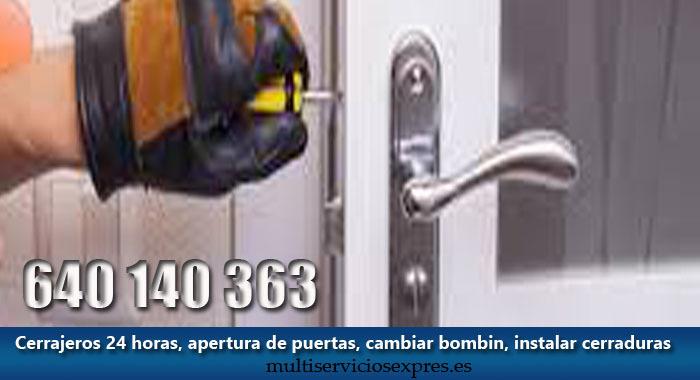 Cerrajeros en Almeria