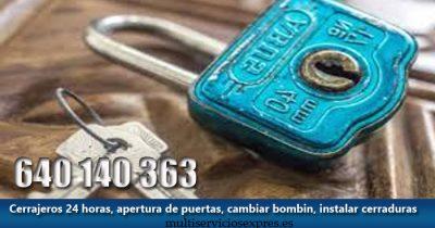 Cerrajeros en Calatayud