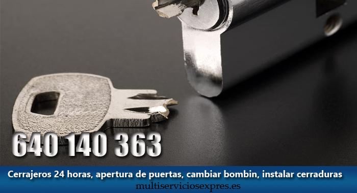 Cerrajeros en Casco Histórico