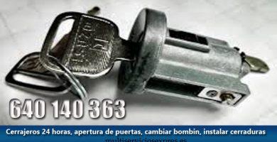 Cerrajeros en Delicias