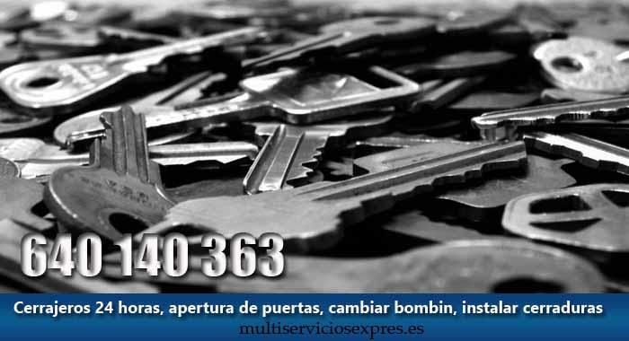 Cerrajeros en Fuente Alamo de Murcia