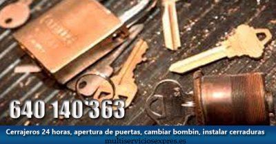 Cerrajeros en Molina de Segura