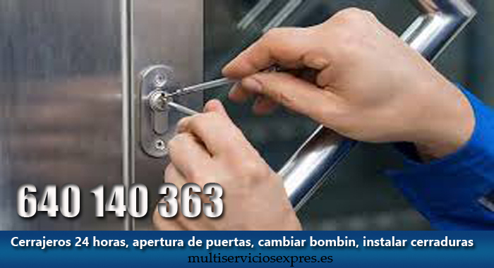 Cerrajeros en San Javier