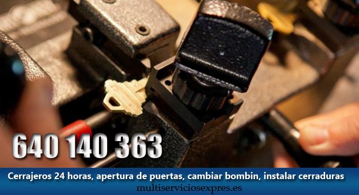 Cerrajeros en San José