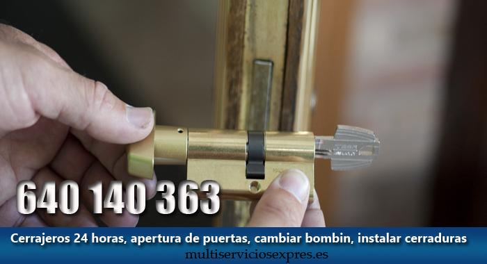 Cerrajeros en San Pedro del Pinatar