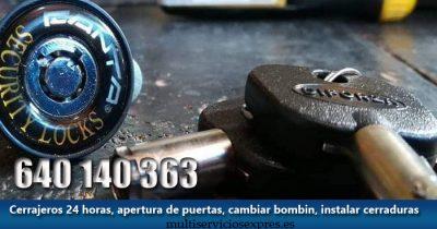 Cerrajeros en Santomera