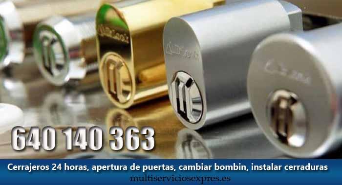 Cerrajeros en Torre-Pacheco