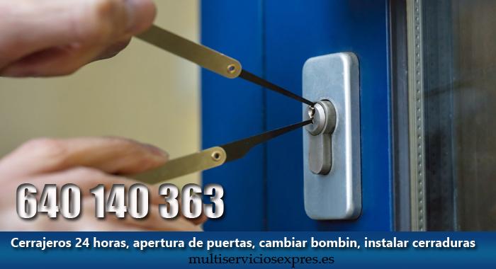 Cerrajeros en Torres de Cotillas